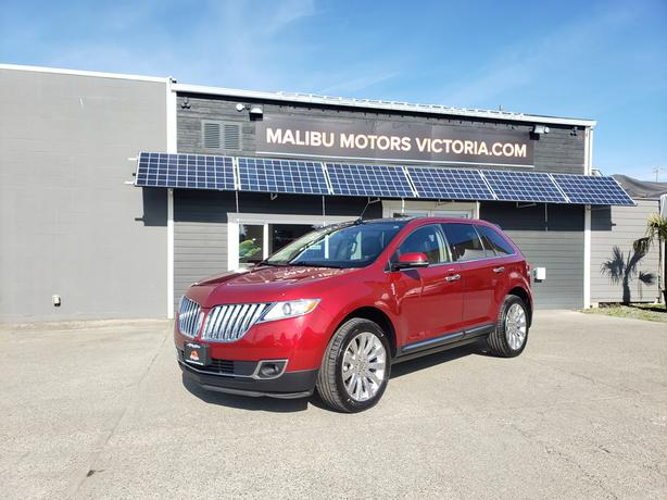 ** 2013 Lincoln MKX - LUXURY AWD - LEATHER / SUNROOF - NAVIGATION