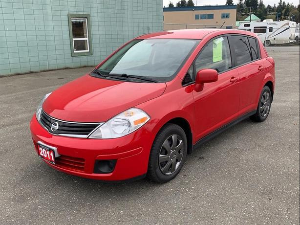 2011 Nissan Versa 1.8 S With A/C