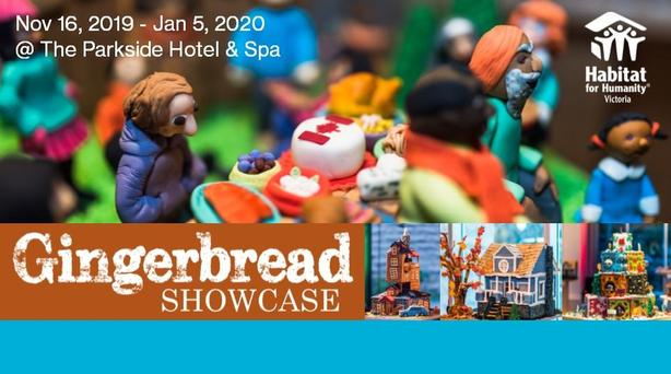 FREE: 11th Annual Gingerbread Showcase