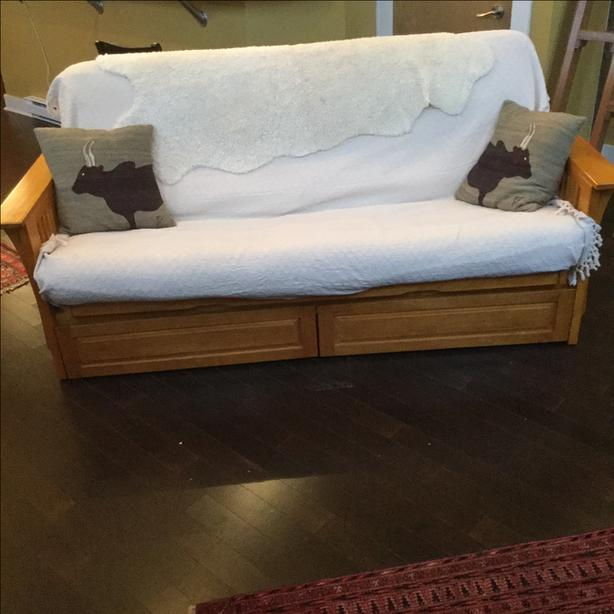 Futon Sofa Excellent condition