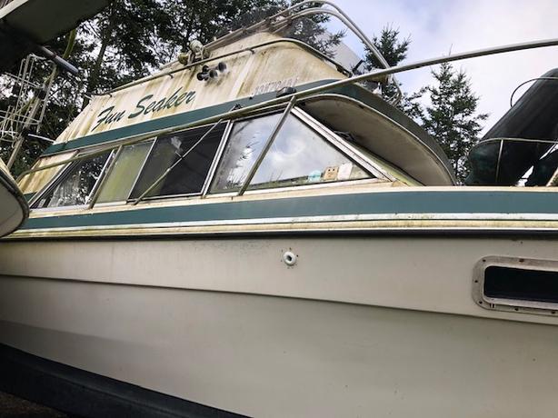 Fun Seeker Boat