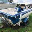 Gastron Boat and Trailer