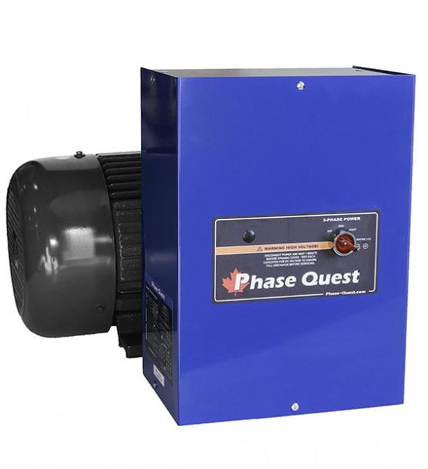 Rotary Phase Converter  U2013 15 Hp West Shore  Langford
