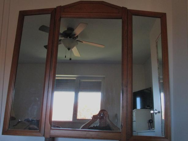 Mirror for dresser. price reduced.