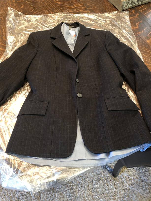 Show coat and shirt