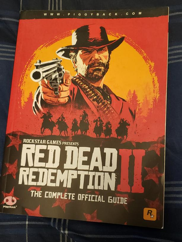 Red Dead Redemption 2 Official Complete Guide