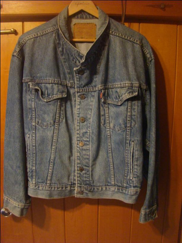 Original Levi Strauss & Co. Denim Jacket