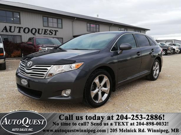 2009 Toyota Venza, 3.5L V6, Well Maintained Interior, Backup Camera!