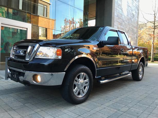 2008 Ford F150 XLT 4X4