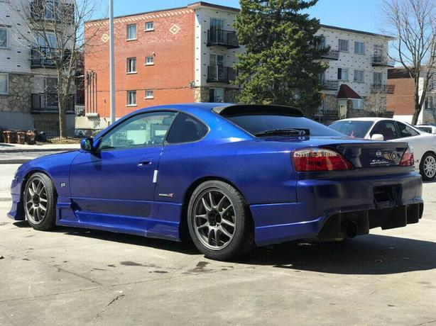 2001 Nissan Silvia S15 SPEC R JDM Drift Ready SR20DET