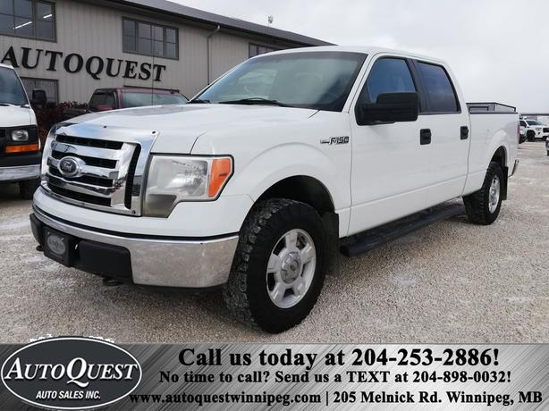 2012 Ford F150 XLT 5.0L V8, One Owner, Accident Free!