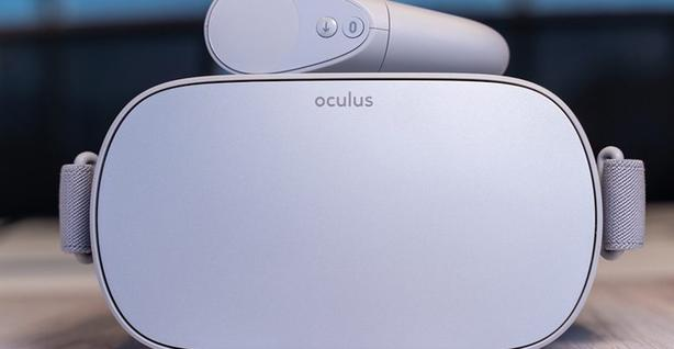 Oculus Go Virtual reality headset