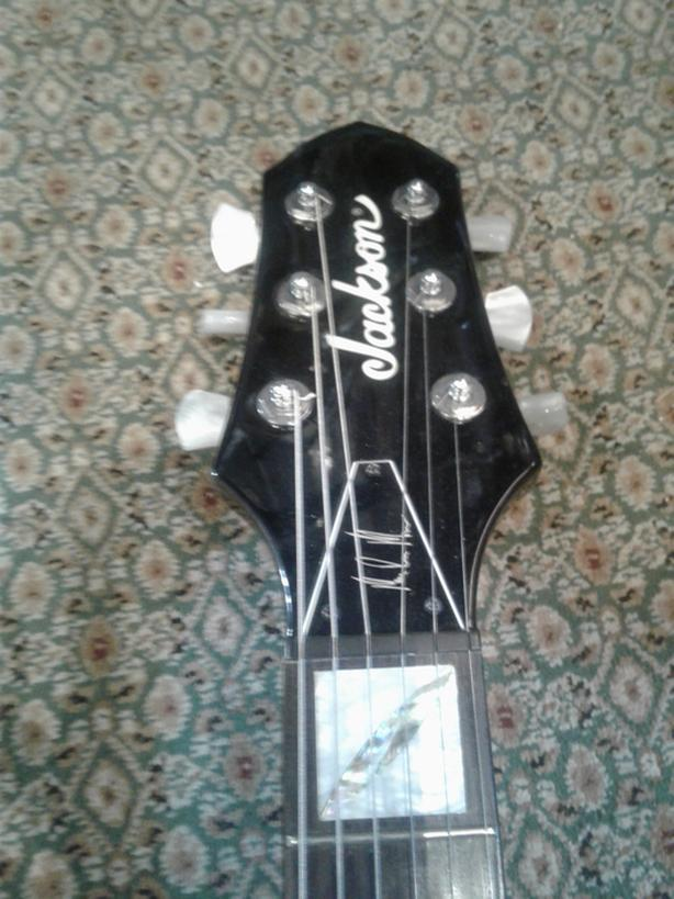 Jackson MM1  electric