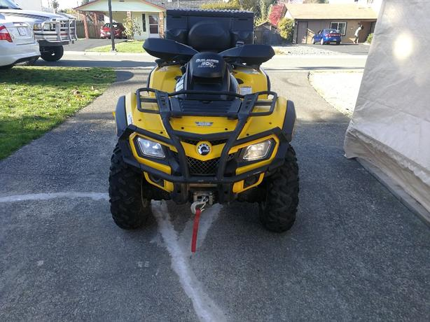 For Sale Can-am 500 2 up Outlander Max