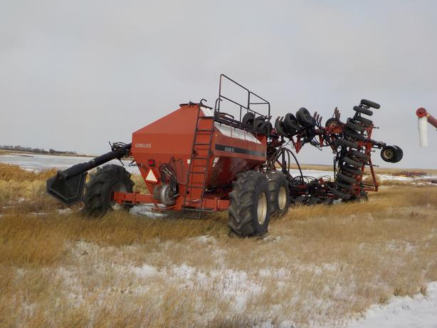 cultivator and drill