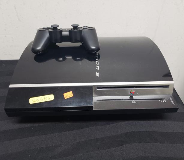 PS3 160GB Console