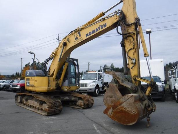 2008 Komatsu PC228USLC Excavator