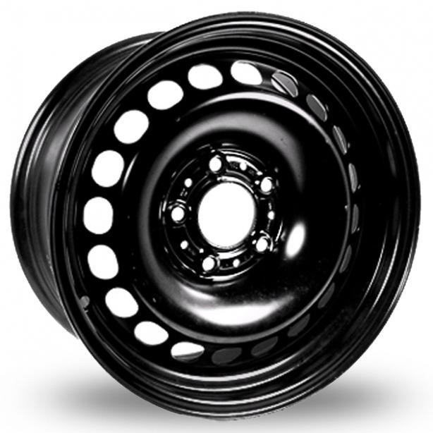 used 5x110 steel wheels (fits cobalt, G5, G6, dart, 200, etc)