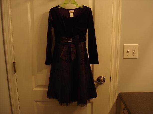 EUC - size 6 Dollie&Me party dress