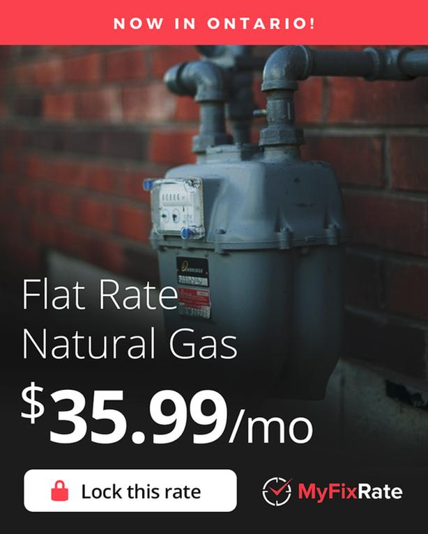 Best Rates for your Natural Gas & Electricity in Ontario
