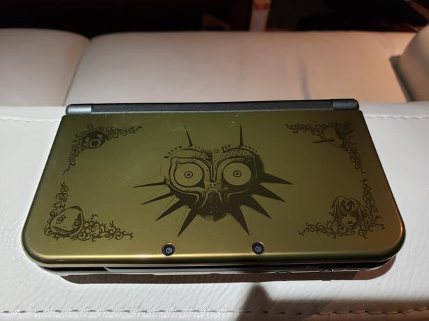 Majoras Mask 3DS XL