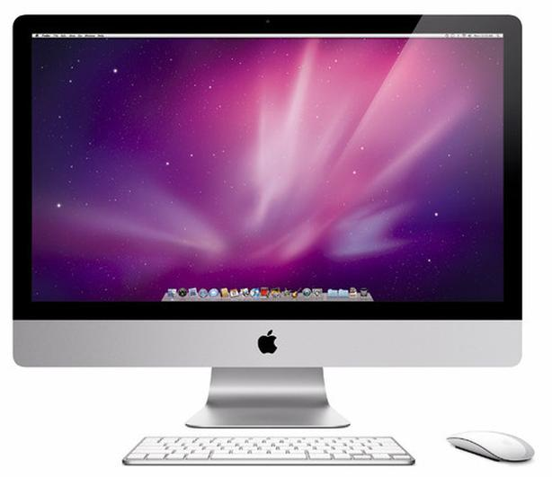 IMAC 2009 20 INCH C2D 2.26GHZ 4GB 160GB DVDRW WIFI WEBCAM MACOS 10.10