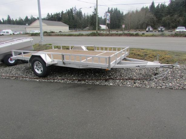 "78""x12' 3000gvw 2 Quad Side load & Rear load"