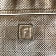 Fendi Vintage Perforated Leather Purse *Authentic*