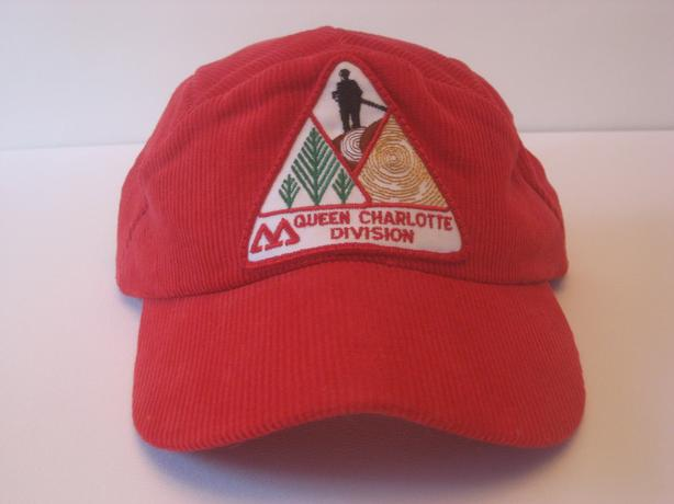 MacMillan Bloedel  hats