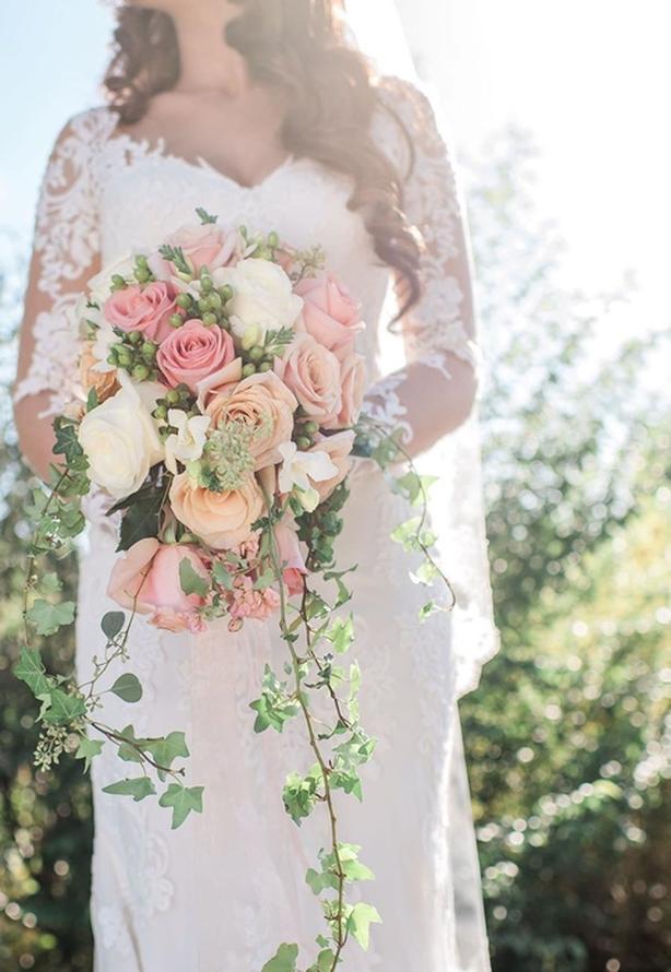 Beautiful Modest Lace Wedding Dress