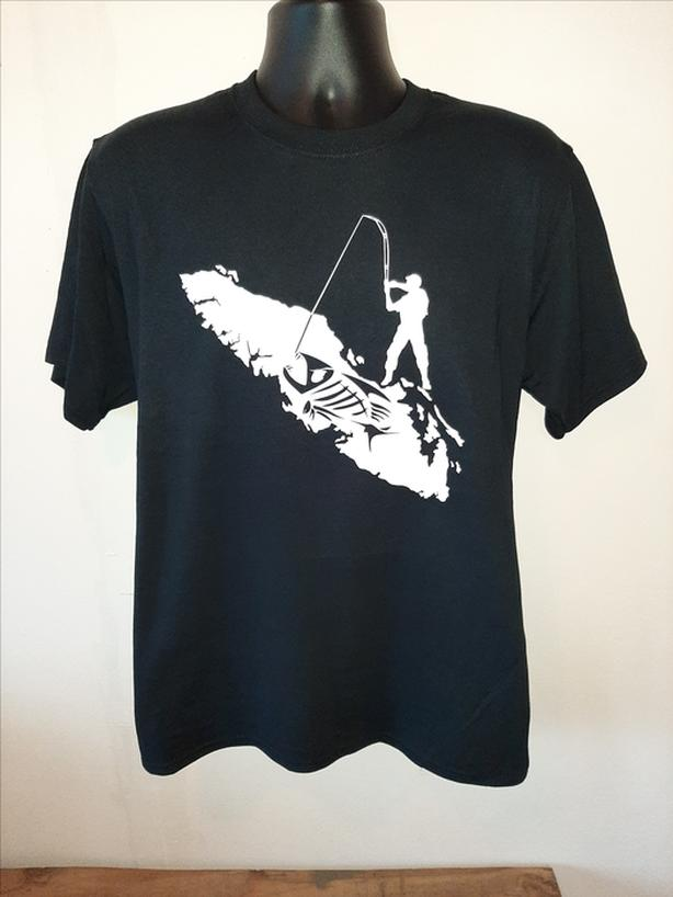 Vancouver Island Fishing The Island T-shirt