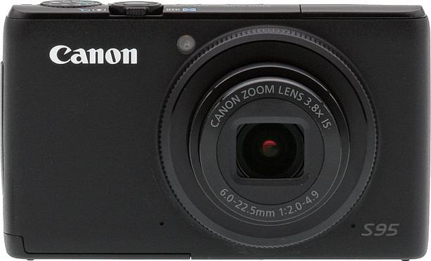 CANON S95 HiEnd PacketCam. M.Card incl. / perfect for Travel /new Price