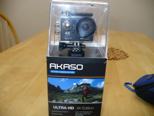 Akaso EK7000 action camera for sale
