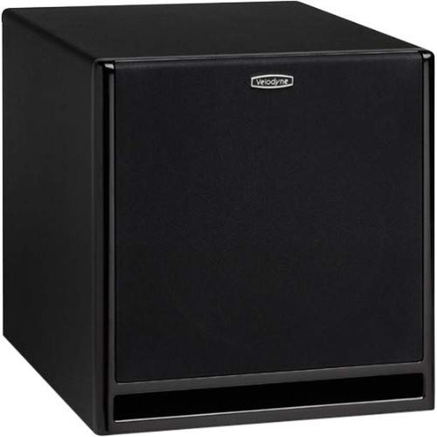 "Powerful Velodyne Acoustics VDR-12 DSP-Controlled 12"" 400W Subwoofer"