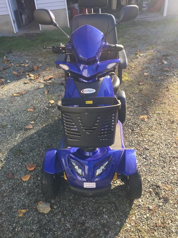 Eclipse Interceptor Mobility Scooter For Sale