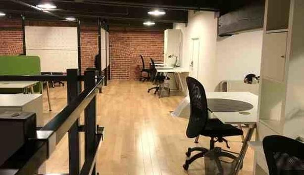 Office for Rent - 4020 Saint-Ambroise, Montreal, H4C