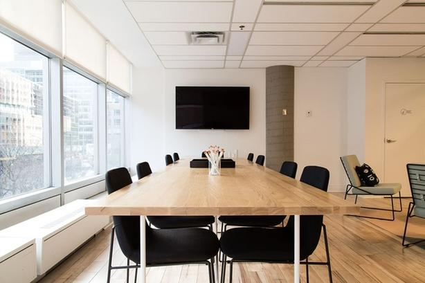Office for Rent - 205 Viger Avenue West, Montreal, H2Z