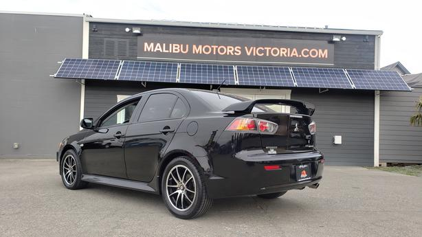 2012 Mitsubishi Lancer - LEATHER - SUNROOF - 61KMS.