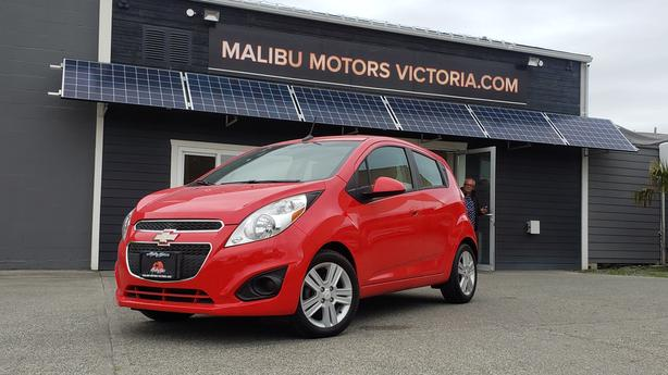 ** 2013 Chevrolet Spark - Auto - GREAT ON GAS!