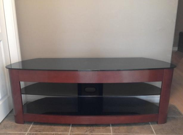 Stereo equipment and TV stand