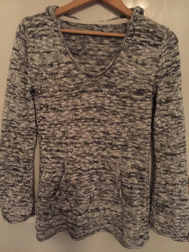 sweater hoodie Teen Girl L 14-16