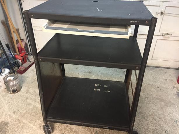 """AV Cart - Large Size 44"""" Height"""