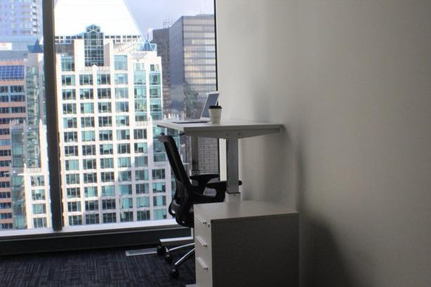Office for Rent - 1055 West Georgia Street, Vancouver, V6E