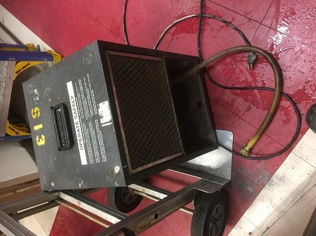 rebel restoration dehumidifier