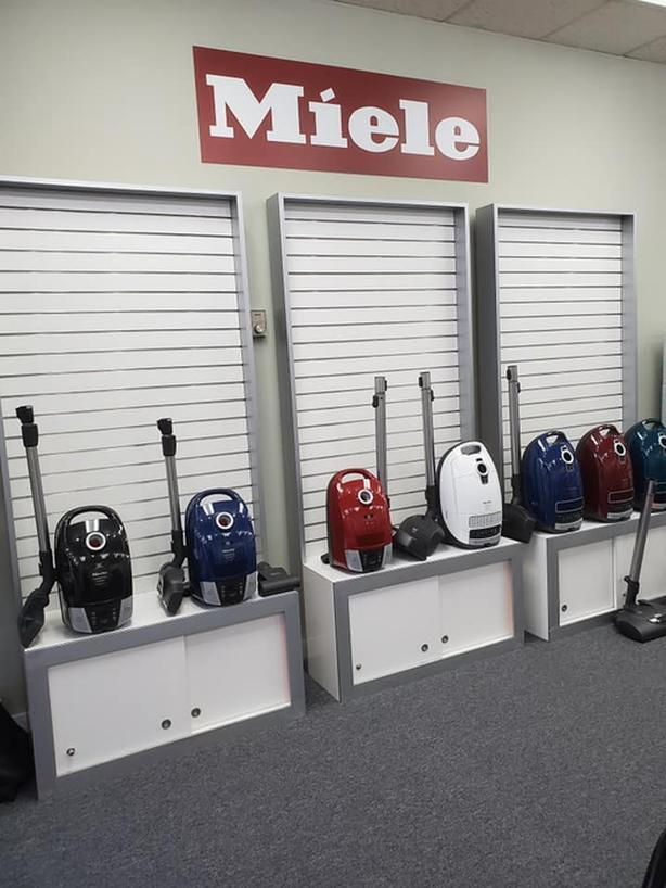 Westshore Vacuums now sells Miele