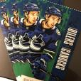 Canucks vs Oilers Dec 23. lower bowl