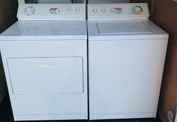 Economy Washer & Dryer Set