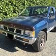 1994 Nissan Frontier 4X4 Manual Extended Cab