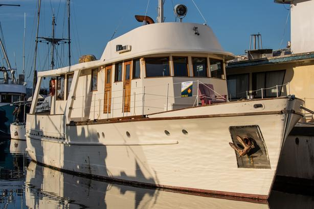 REDUCED! - 1958 / 64FT Mckay - Cormack Yacht