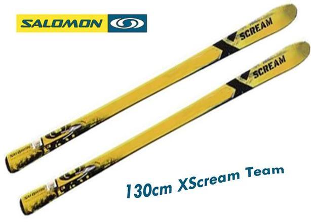 130cm Salomon XScream Team